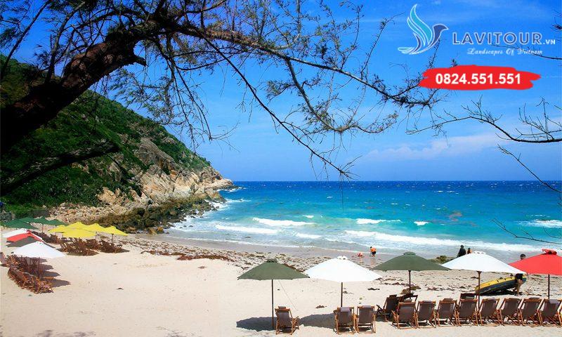 Đảo Bình Ba - khúc hát ru miền biển nắng 2