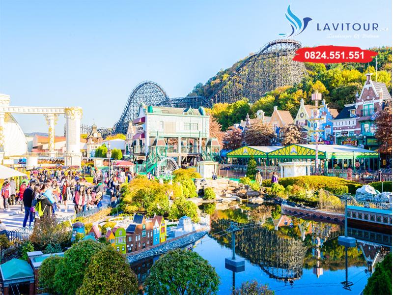 Tour Hàn Quốc - Seoul - Nami - Everland 4n4đ 3