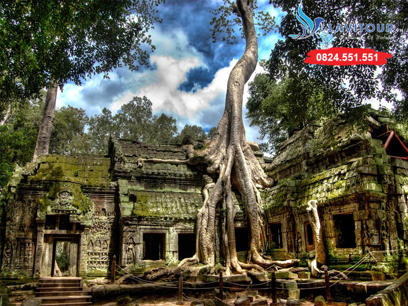 Tour Campuchia - Angkok Huyền Thoại 4n3đ 3