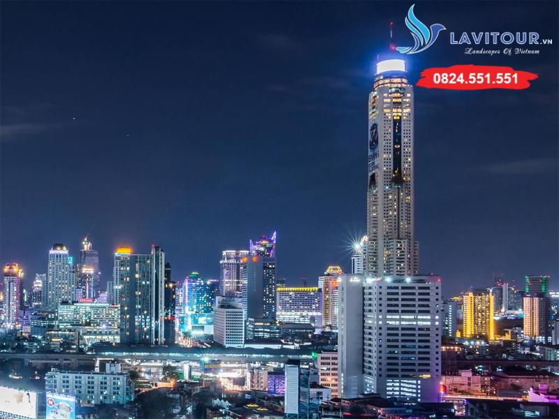 Tour Thái Lan 5n4đ - KH Thứ 2,4,6 Hàng Tuần 8
