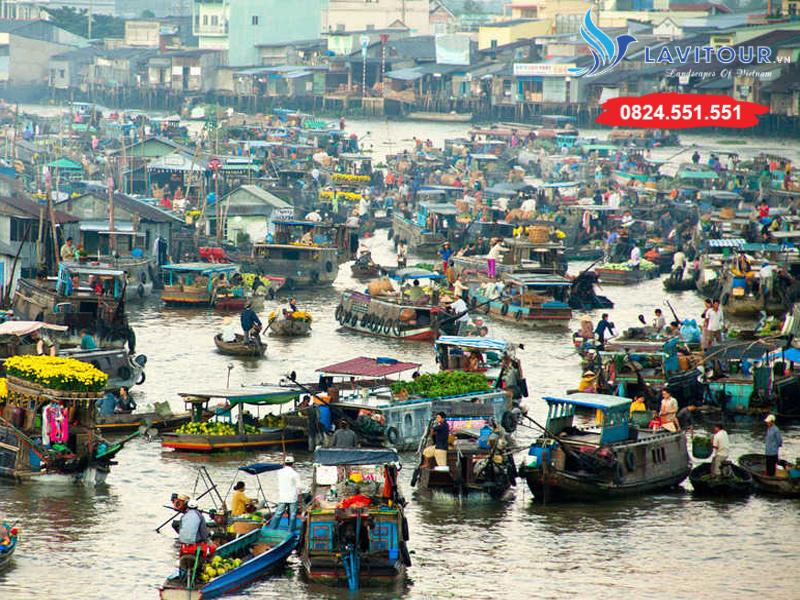 Tour Tiền Giang - Cần Thơ 2n1đ - KH Hàng Ngày 4