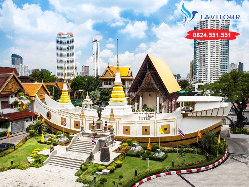 Tour Thái Lan 5n4đ - KH Thứ 2,4,6 Hàng Tuần 4