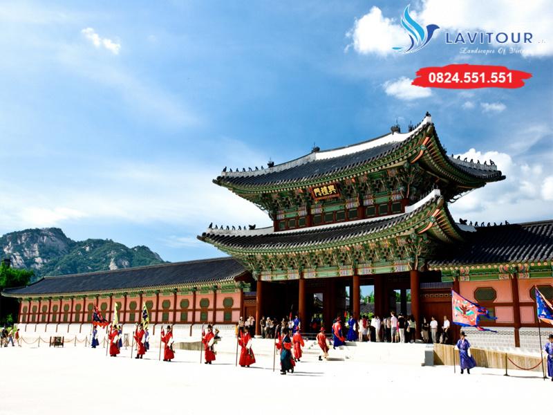 Tour Hàn Quốc - Seoul - Nami - Everland 4n4đ 2