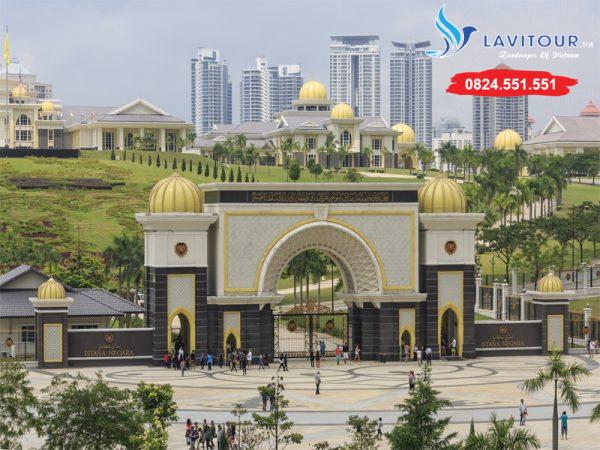 Liên Tuyến Singapore - Malaysia - Indonesia 6n5đ 6