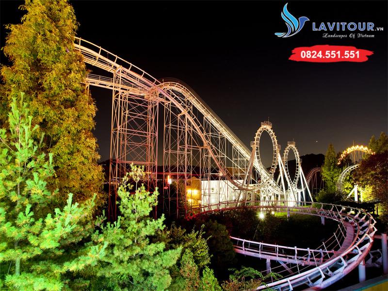 Tour Hàn Quốc - Seoul - Nami - Everland 4n4đ 4