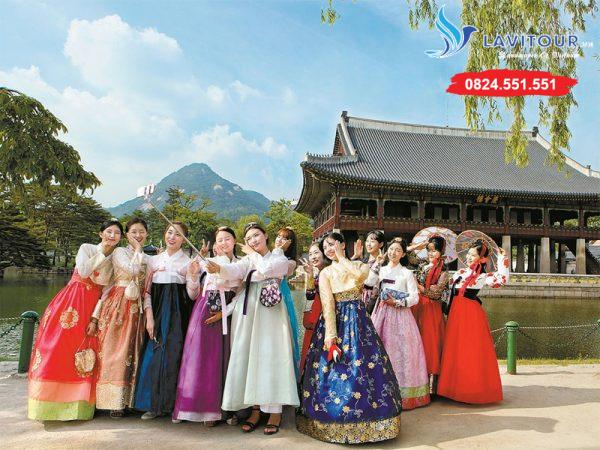 Tour Hàn Quốc - Seoul - Nami - Everland 4n4đ 1