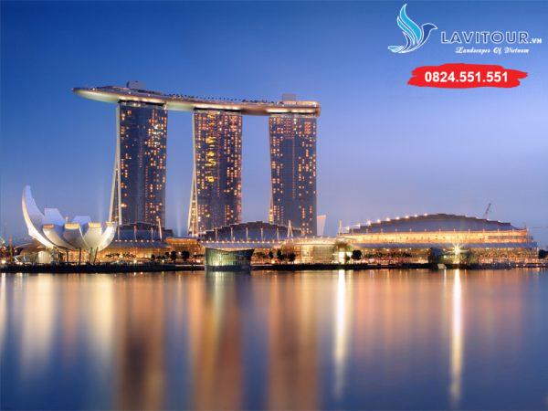 Liên Tuyến Singapore - Malaysia - Indonesia 6n5đ 4