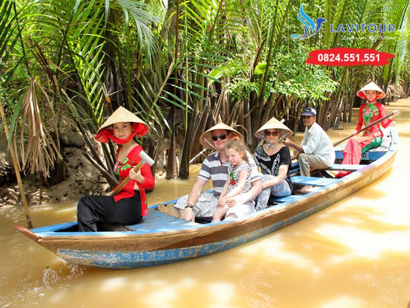 Tour Tiền Giang - Cần Thơ 2n1đ - KH Hàng Ngày 1