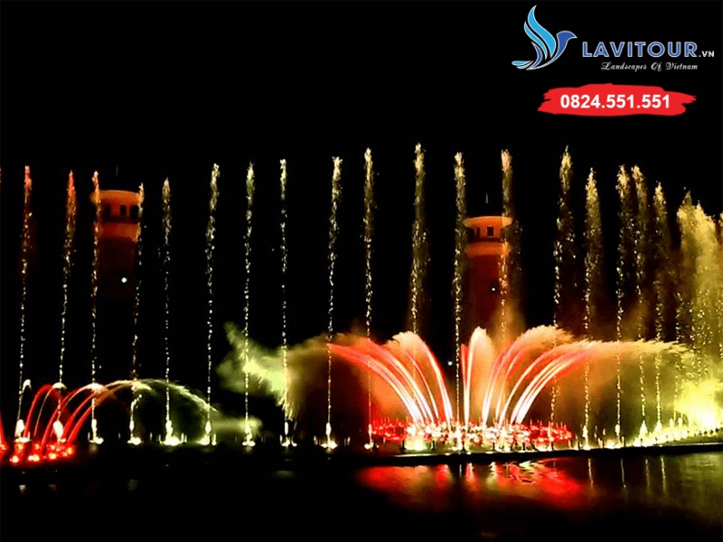 Tour Nha Trang - Tứ Đảo - Vinpearl Land 3n3đ 13