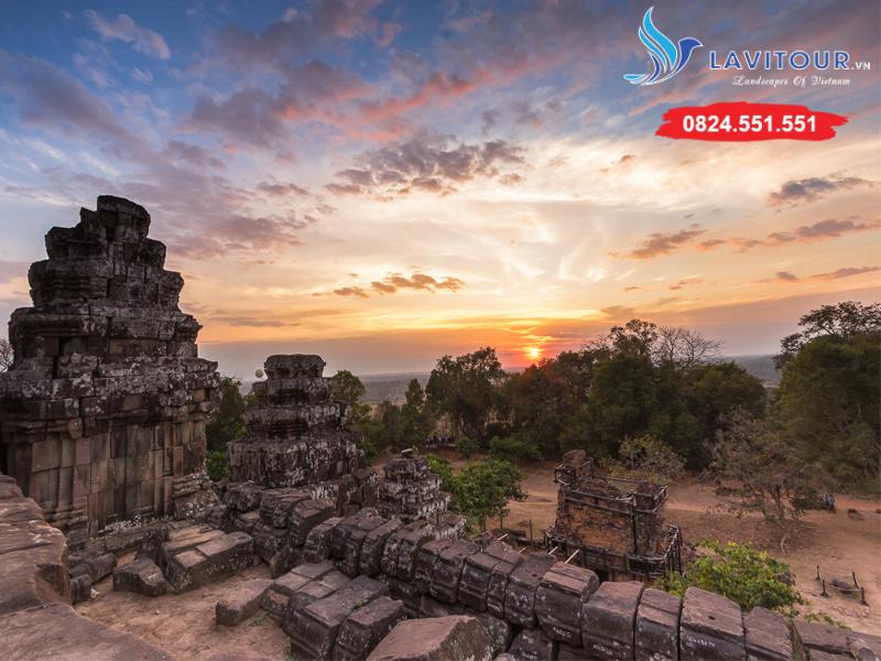 Tour Campuchia - Angkok Huyền Thoại 4n3đ 2