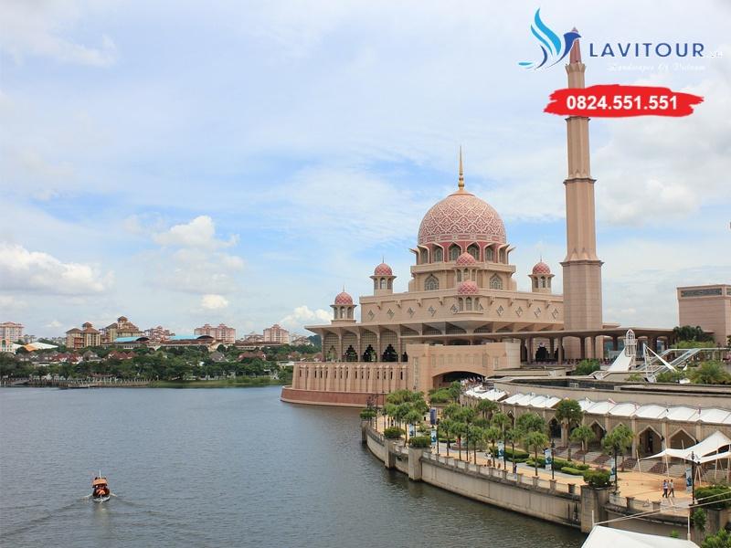 Liên Tuyến Singapore - Malaysia - Indonesia 6n5đ 17