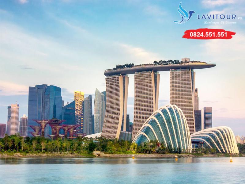Tour Singapore - Sentosa - Sea Aquarium 3n2đ 6