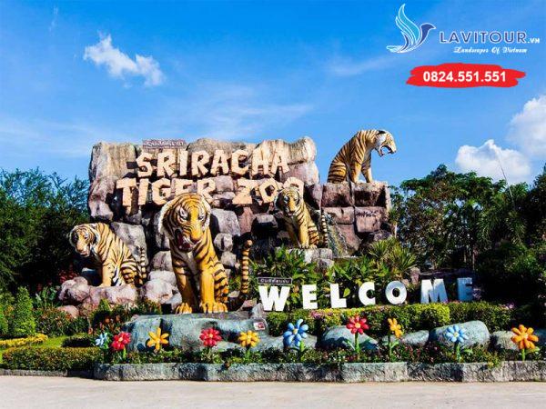 Tour Thái Lan 5n4đ - KH Thứ 2,4,6 Hàng Tuần 3