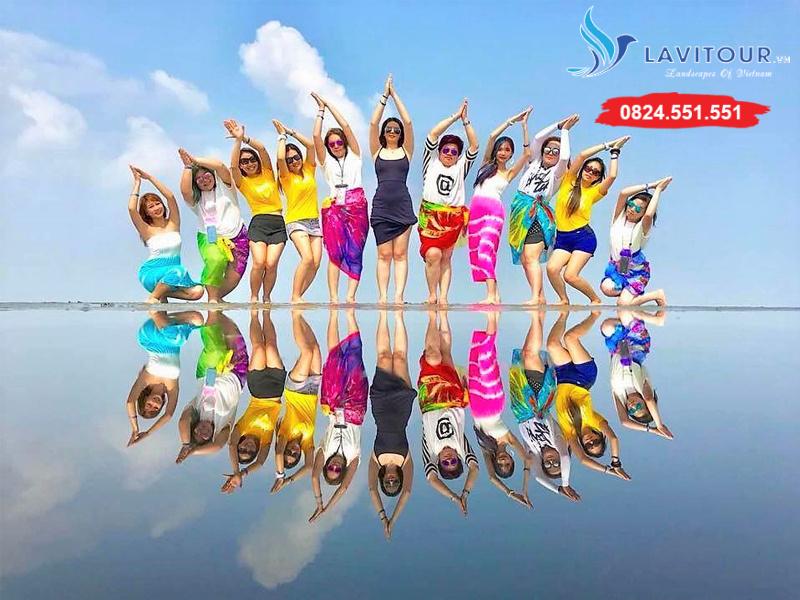 Tour Malaysia - Selangor - Sky Mirror 4n3đ 10
