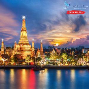 TOUR THÁI LAN 5N4Đ - KHỞI HÀNH T4, T7 HÀNG TUẦN 18