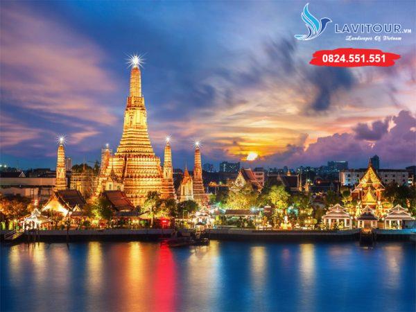 Tour Thái Lan 5n4đ - KH Thứ 2,4,6 Hàng Tuần 20