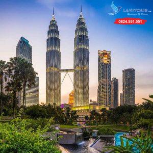 TOUR MALAYSIA - SELANGOR - SKY MIRROR 4N3Đ 2