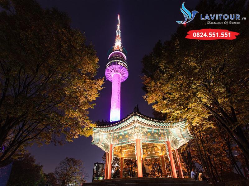 Tour Hàn Quốc - Seoul - Nami - Everland 4n4đ 7