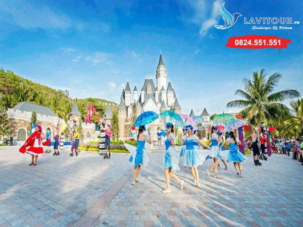 Tour Nha Trang - Đà Lạt 4n3đ - Khách Đoàn Giá Tốt 19
