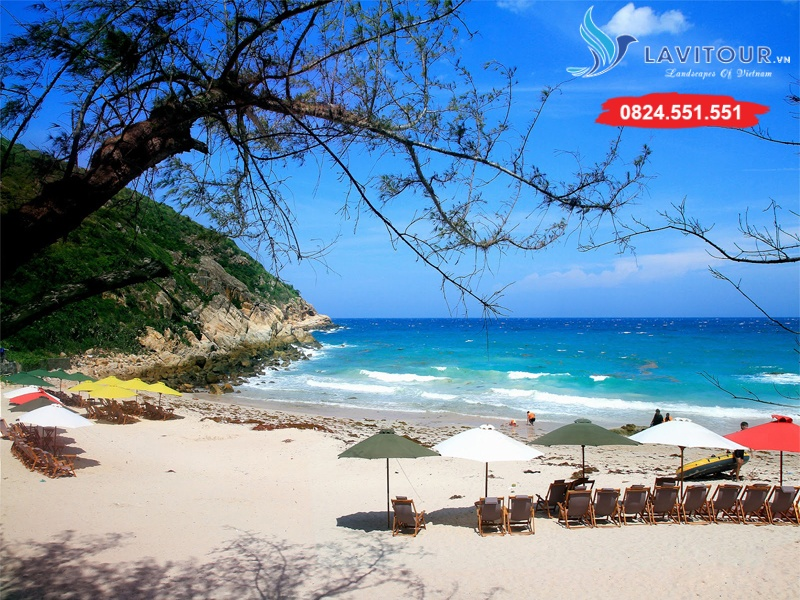 Tour Đảo Bình Ba - Bình Hưng - Vịnh Vĩnh Hy 3n3đ 11