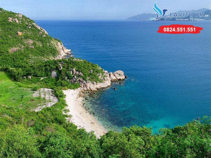 Tour Đảo Bình Ba - Bình Hưng - Vịnh Vĩnh Hy 3n3đ 5