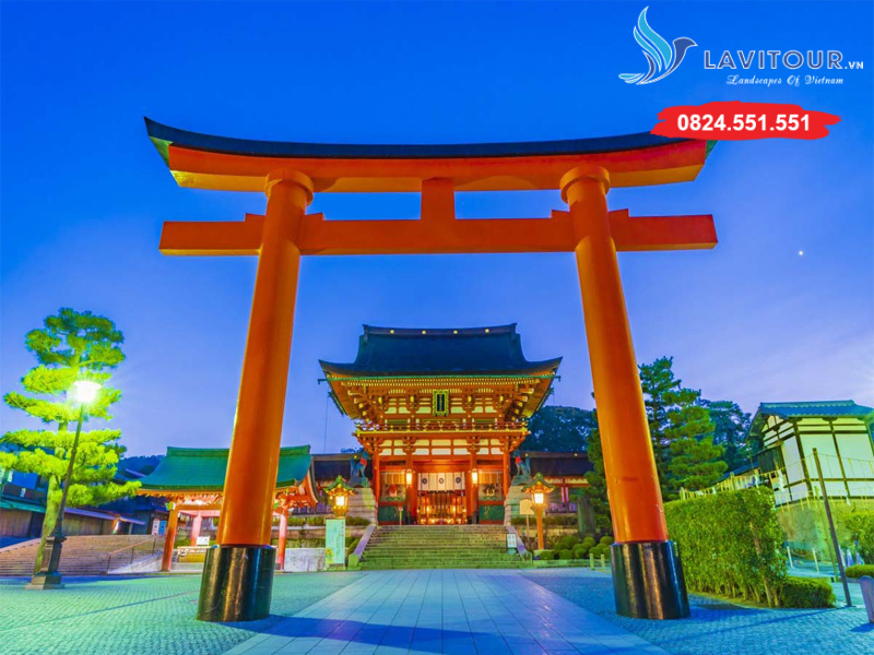 TOUR NHẬT BẢN - KANSAI - KYOTO - OSAKA 4N4Đ 11