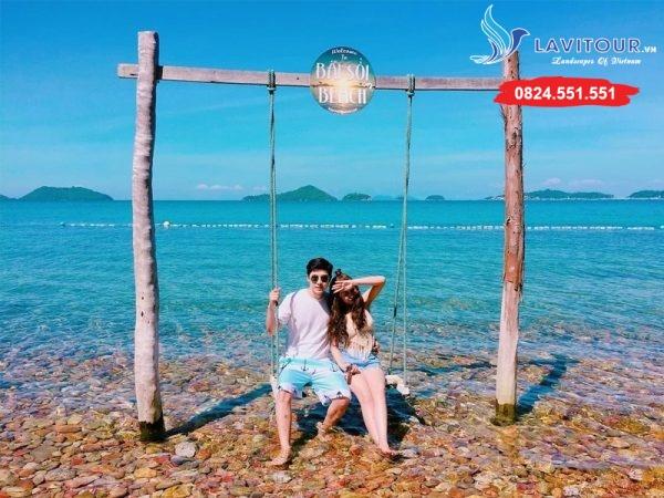 Tour Đảo Nam Du - Hòn Mấu - BBQ Hải Sản 2n2đ 17