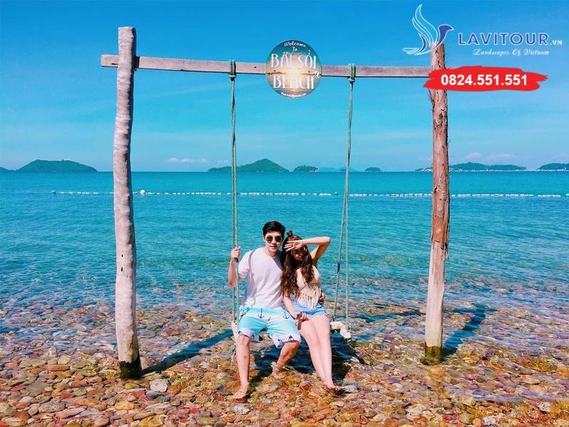 Tour Phú Quốc - Nam Du 4n3đ - Liên Tuyến Đảo Ngọc 5