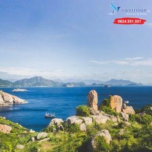 Tour Đảo Bình Ba - Bình Hưng - Vịnh Vĩnh Hy 3n3đ 16