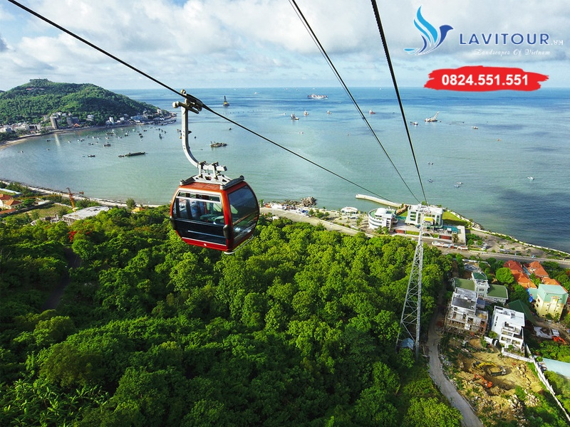 Tour Long Hải - Vũng Tàu - KDL Hồ Mây 3n2đ 13