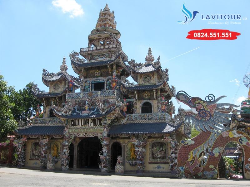Tour Đà Lạt - Phan Thiết - Mũi Né 4n3đ 4