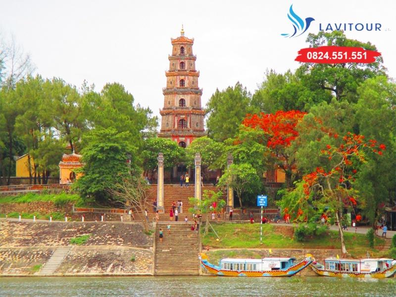 Tour Sài Gòn - Huế - Động Thiên Đường 3n2đ 6