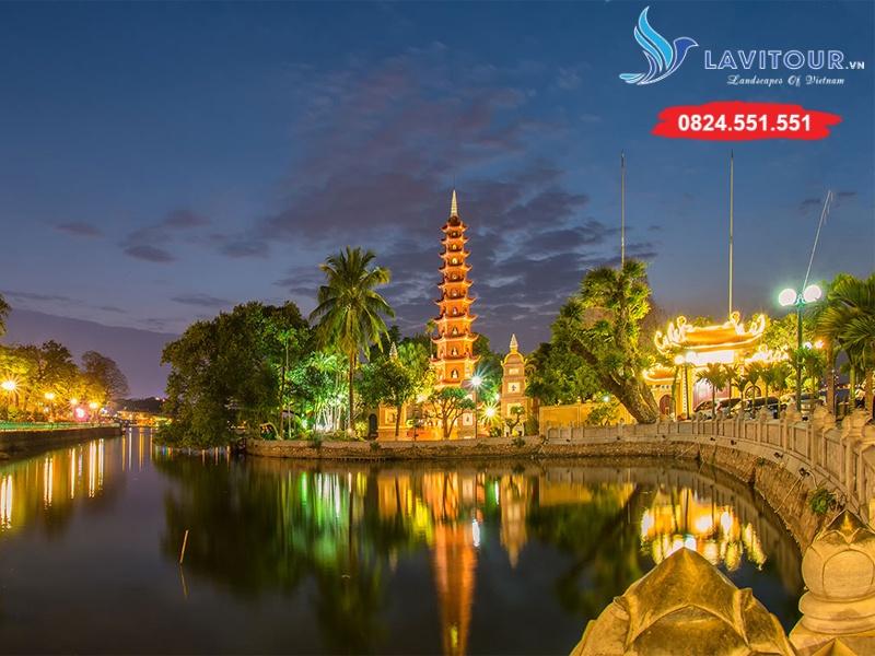 Tour Sài Gòn - Hà Nội - Hà Giang - Lũng Cú 4n3đ 9