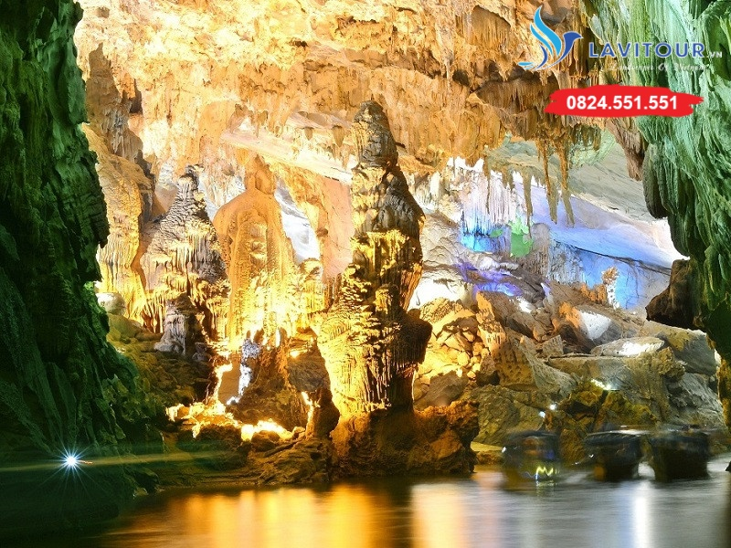 Tour Sài Gòn - Huế - Động Thiên Đường 3n2đ 7