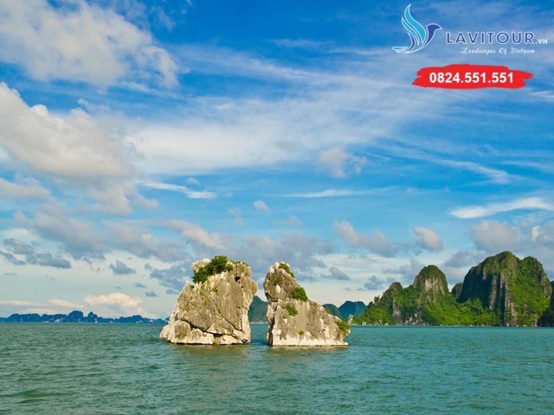 Tour Sài Gòn - Vịnh Hạ Long - Đảo Cát Bà 3n2đ 3
