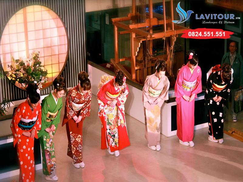 Tour Nhật Bản - Kansai - Kyoto - Osaka 4n4đ 6