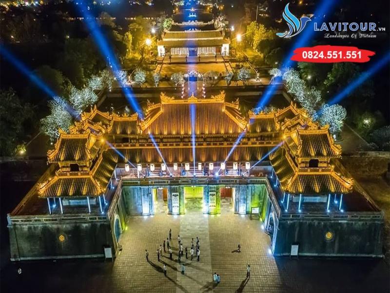 Tour Sài Gòn - Huế - Động Thiên Đường 3n2đ 8