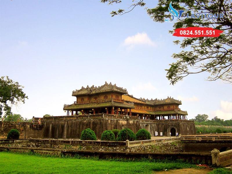 Tour Sài Gòn - Huế - Động Thiên Đường 3n2đ 2