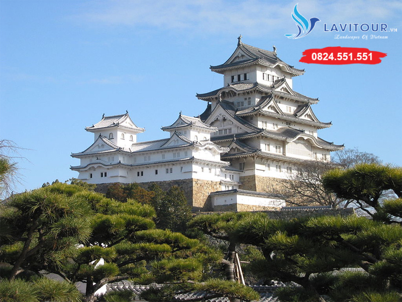 TOUR NHẬT BẢN - KANSAI - KYOTO - OSAKA 4N4Đ 13