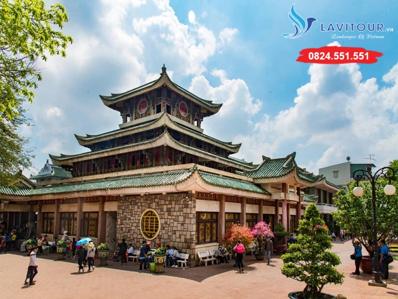 Tour Châu Đốc - Hà Tiên - Rừng Tràm Trà Sư 3n2đ 10