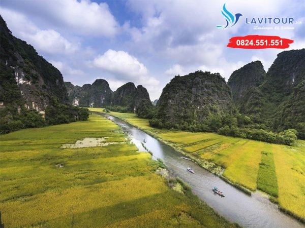 Tour Sài Gòn - Hà Nội - Ninh Bình - Tràng An 3n2đ 1