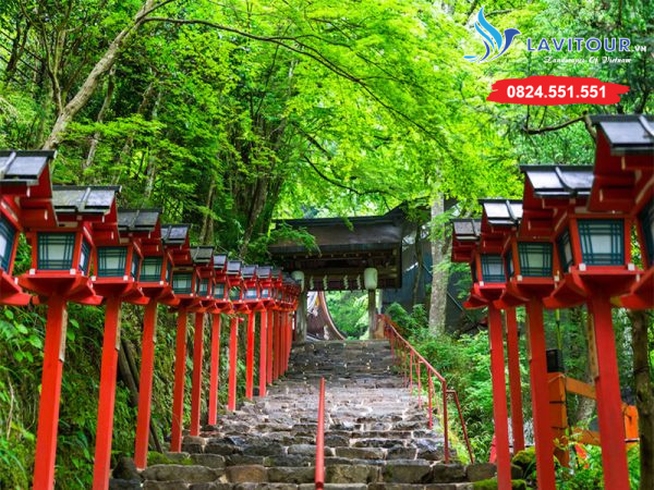 TOUR NHẬT BẢN - KANSAI - KYOTO - OSAKA 4N4Đ 3
