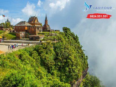 Tour Campuchia - Sihanoukville - Bokor 4n3đ 3