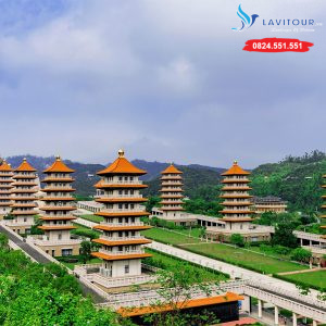 TOUR ĐÀI BẮC - CAO HÙNG - NAM ĐẦU - ĐÀI TRUNG 4N4Đ 15