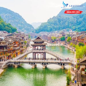 TOUR PHƯỢNG HOÀNG CỔ TRẤN - TRƯƠNG GIA GIỚI 18