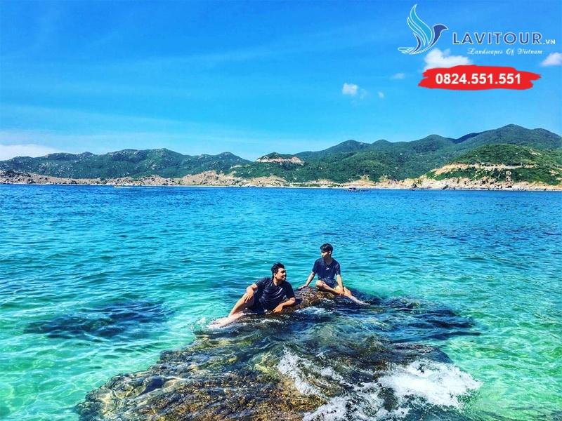 Tour Tết AL 2021 - Ninh Chữ - Bình Hưng 3n2đ 5