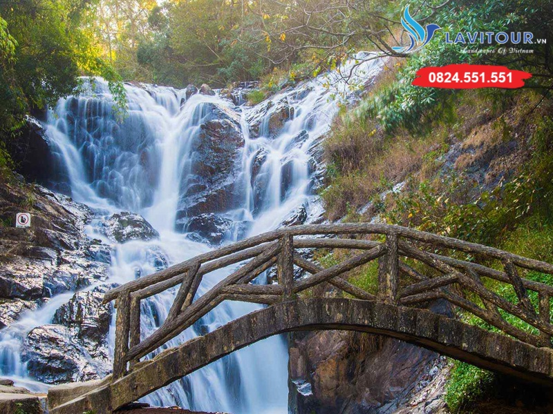 Tour Đà Lạt - Phan Thiết - Mũi Né 4n3đ 10