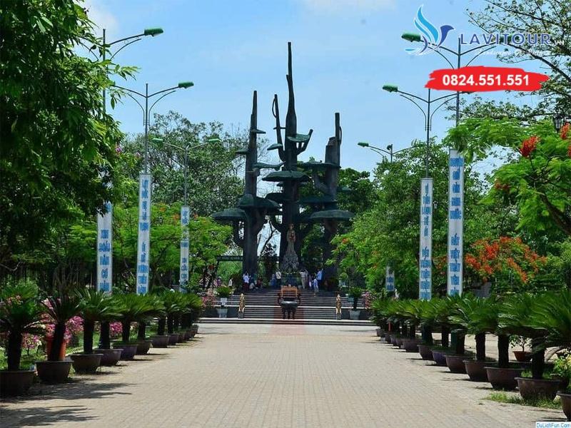 Tour Sài Gòn - Huế - Động Thiên Đường 3n2đ 4