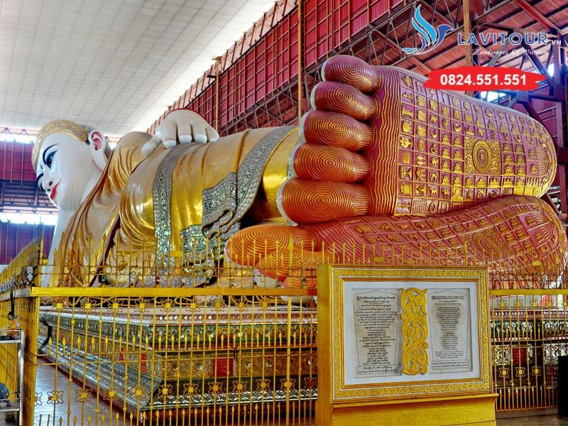 Tour Myanmar - Yangon - Về Miền Đất Phật 4n3đ 8