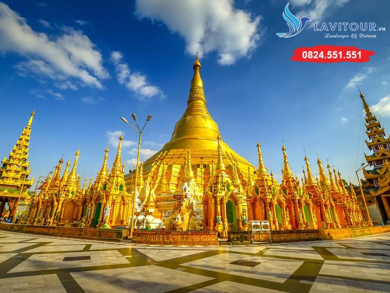 Tour Myanmar - Yangon - Về Miền Đất Phật 4n3đ 7